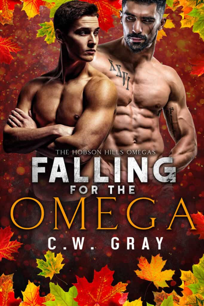 falling for the omega cover