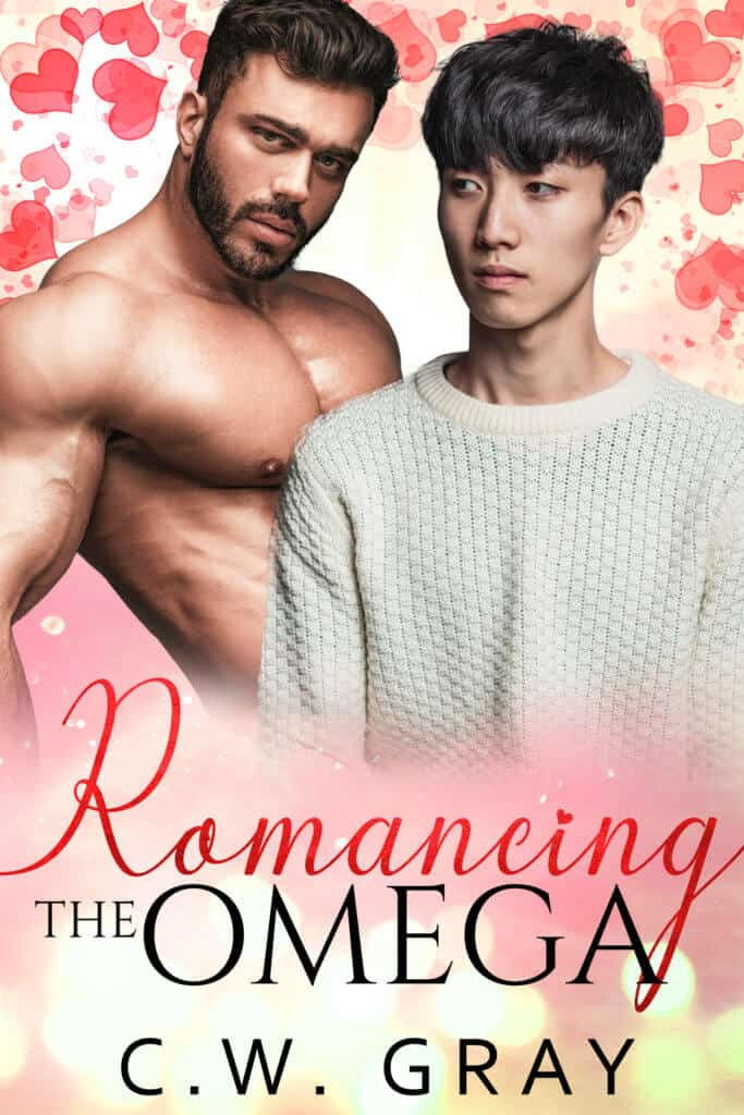 Romanacing the omega cover